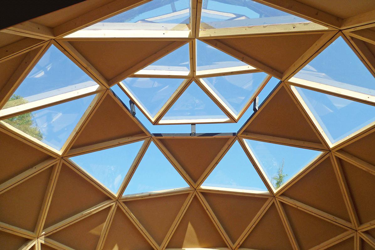 Estructuras formadas por triángulos